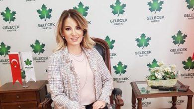Gelecek Partisi Genel Başkan Yardımcısı Neslihan Çevik istifa etti