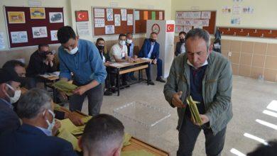 Güney Beldesi'nde seçimi AKP'nin adayı kazandı