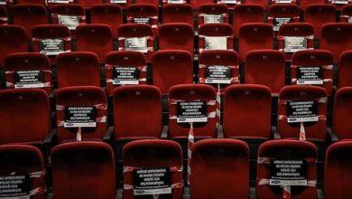 Haziran genelgesiyle açılan sinema salonları 1 Temmuz'a kadar yeniden kapatıldı