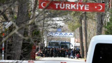 """İçişleri Bakanlığı'ndan 81 İl Valiliği'ne """"Ülkeye Giriş Tedbirleri"""" genelgesi"""