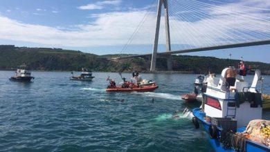 İstanbul Boğazı'nda yük gemisi ile balıkçı teknesi çarpıştı: 2 kişi hayatını kaybetti
