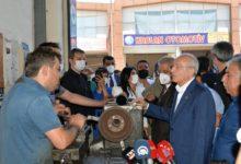 Kılıçdaroğlu: Uzat o eli sıkmaktan şeref duyarım
