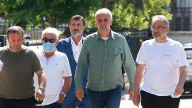 Kutlu Adalı cinayeti soruşturması: Atilla Peker ifade vermek için Anadolu adliyesine geldi