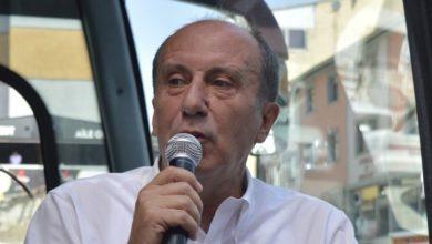 Muharrem İnce'den Ağrı'lılara: Sıkışmışsınız AKP ile HDP arasına başka hiçbir yere gitmiyorsunuz