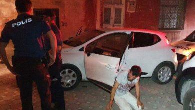 Polisten 15 kilometre kaçan ehliyetsiz sürücüye 18 bin lira ceza