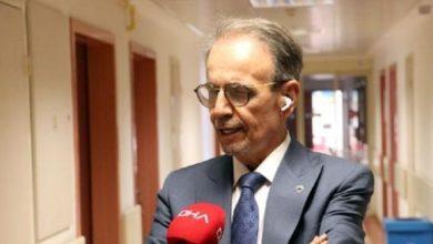 Prof. Dr. Mehmet Ceyhan:'Dünyanın hiçbir yerinde 3. doz aşı uygulaması diye bir öneri yok'