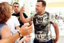 Rizespor Teknik Direktörü Bülent Uygun, çevrecilerin üstüne yürüdü!