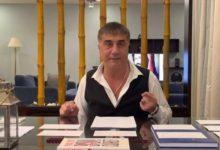 Sedat Peker'den açıklama: Yerim deşifre oldu,videolar belki gecikebilir