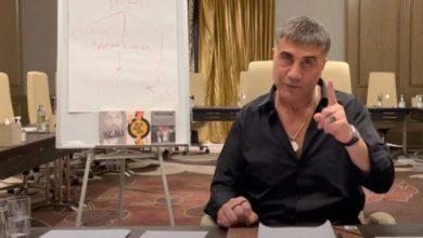 Sedat Peker'den 'kokain' iddiası: İspatlarıyla, anlatacağım