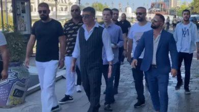 Sedat Peker'e yakın Makedon Boban Tomovski, Sabiha Gökçen'de yakalandı