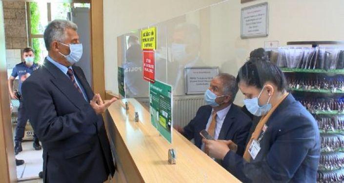 TBMM'ye girişte 'aşı kartı' uygulaması başladı
