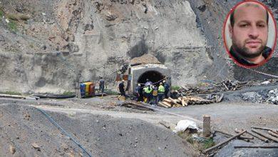 Tokat'ta maden ocağında göçük: 1 işçi yaşamını yitirdi