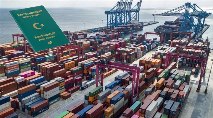 Yeşil pasaportlu ihracatçılara aşı önceliği