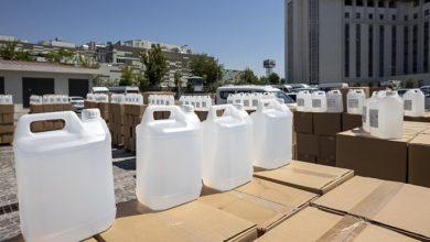 Ankara'da 12 bin litre sahte alkol yakalandı