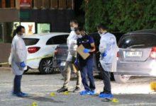 Avukat ve kardeşi sokak ortasında tabanca öldürüldü