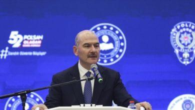 Bakan Soylu: Devletin yöneticileri ülkenin 24 saat huzur içerisinde olmasını ister