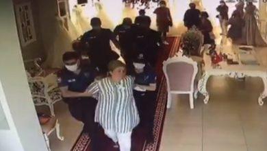BBP'den ters kelepçe ile gözaltına alınan kadın kolları başkanı Fatma Yümlü açıklaması
