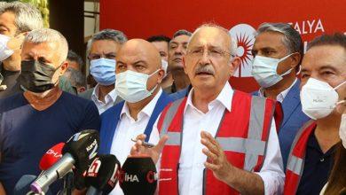 CHP Lideri Kılıçdaroğlu'ndan Erdoğan'a: Dünyadan haberi yok, THK'den hiç haberi yok!