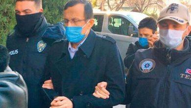 Eski Kara Kuvvetleri İstihbarat Başkanı Serdar Atasoy FETÖ'den gözaltına alındı