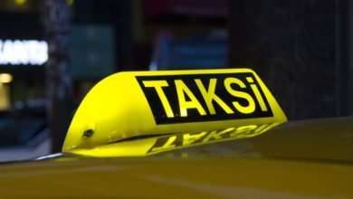 Farklı taksimetre yazılımı: İBB, İstanbul Havalimanı'ndaki 700 taksiden 400'ünün çalışmasını durdurdu