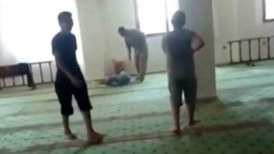 Hatay'da Müezzin, caminin içinde küçük bir çocuğu dövdü