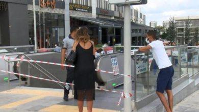 İstanbul'da metro klimasında çıkan yangın paniğe neden oldu