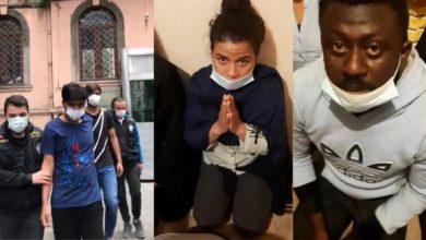 İstanbul'da Pakistanlı 5 gaspçı Nepalli 7 kardeşi rehin aldı