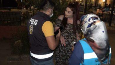 Maske uyarısı yapılan kadın: Kes cezamı