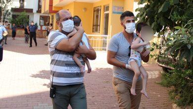 Polisin evde bakıma muhtaç halde bulduğu 4 çocuk devlet korumasına alındı