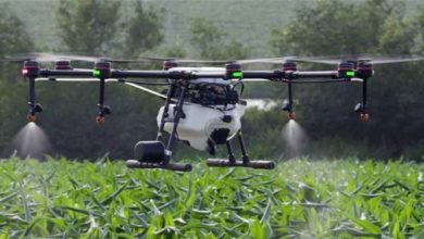 Tarımda verimi artırmak için insansız hava aracı filoları kurulacak