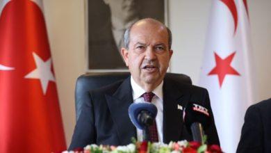 Tatar: Kıbrıs etrafındaki doğal kaynaklara Türkiye ile birlikte sahip çıkacağız