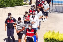 Yakalanıp serbest bırakılan FETÖ şüphelileri, Yunanistan'a kaçarken yakalandı