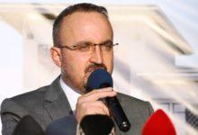 AKP'li Bülent Turan: Biz sınırlarına hâkim olan bir ülkeyiz,kimin nasıl geldiğini biliyoruz