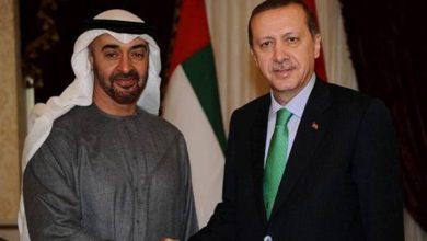 Erdoğan, BAE Veliaht Prensi ile görüştü