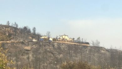 Manavgat'ta yanan evde iki kişinin cansız bedenlerine ulaşıldı