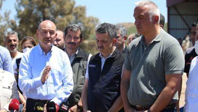 Milas Belediye Başkanı: 3 bakan Milas'ta açıklama yapıyor, ben ekrandan izliyorum