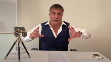 Sedat Peker'in FETÖ iddiası: 'Gizlice görüşülüyor'