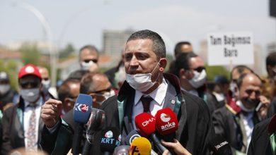 Ankara Barosu'nda Erinç Sağkan yeniden başkan