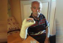 Ankara'nın göbeğinde 64 yaşındaki yurttaşa polis şiddeti