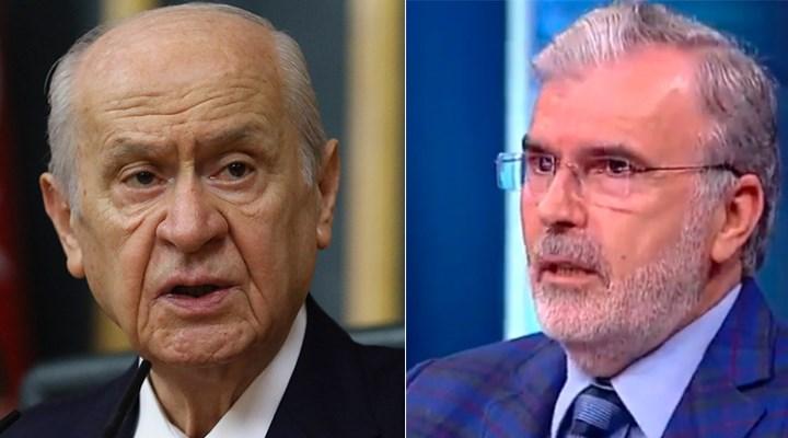 Bahçeli ''Laiklik Anayasa'dan çıkarılmalı' diyen AKP'li Resul Tosun'a 'hastalıklı' dedi