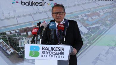 Balıkesir eski belediye başkanı Ahmet Edip Uğur hayatını kaybetti