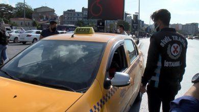 """Ceza yiyen taksici: """"Ne var öderim; 1 günde kazanıyorum o parayı"""""""