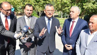 CHP'li Özgür Özel: Devlet üzüm üreticisine hakaret etmiştir