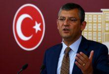 CHP'li Özgür Özel: Erdoğan'ın Mersin ziyaretinde polislerin şarjörleri toplandı