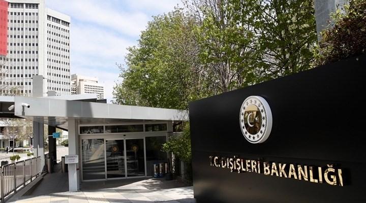Dışişleri Bakanlığı'ndan Kırım'daki Duma seçimlerine tepki: Hukuki geçerliliği yok