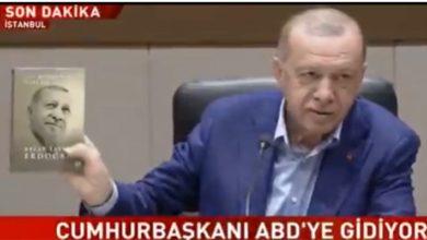 Erdoğan 'Daha iyi bir dünya mümkün' isimli kitabının 4 dile çevrilmesinin tanıtımını yaptı