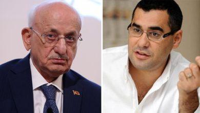 Eski Meclis Başkanı İsmail Kahraman'ın Enver Aysever'e açtığı dava reddedildi