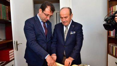 İmamoğlu: Kadir Topbaş'a belediye başkanlığı yaptırılmamış,üzerinden siyasi tahakküm kurulmuş