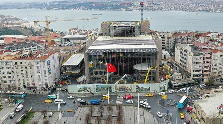 İstanbul Valisi Ali Yerlikaya, AKM'nin 29 Ekim'de açılacağını duyurdu