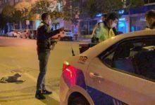 Koronavirüs karantinasında olması gereken şahıs..alkollü motosiklet sürerken yakalandı